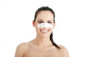 Εγχείρηση διάφραγμα μύτης