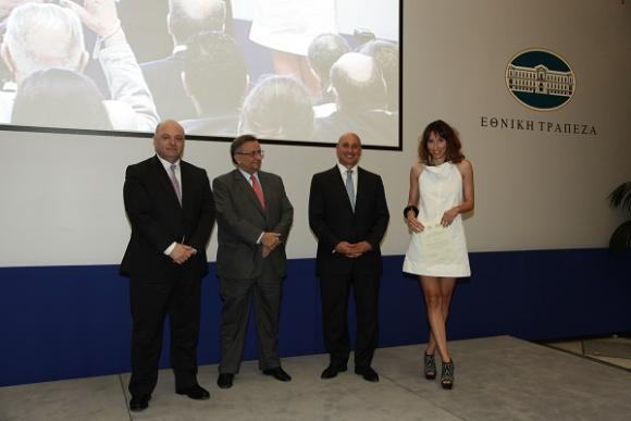 Βράβευση του doctoranytime στο διαγωνισμό «i-bank Καινοτομία & Τεχνολογία» της Εθνικής Τράπεζας
