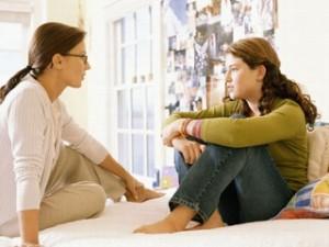 Το άγχος στην εφηβεία και ο ρόλος των γονιών