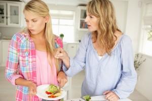 Νευρική ανορεξία: μια οικογενειακή διατροφική διαταραχή