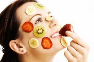 Τροφές για λαμπερό δέρμα
