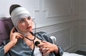 Υποχονδρίαση: η νόσος του κατά φαντασίαν ασθενή
