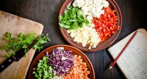 Διατροφή χωρίς ελλείψεις για χορτοφάγους