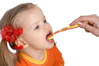 Παιδί και στοματική υγιεινή