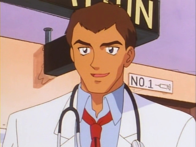 Dr Proctor - Θεραπευτής Pokemon