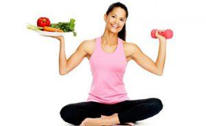 διατροφή άσκηση