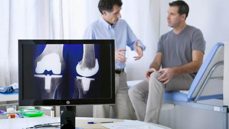 osteoarthritika gonata