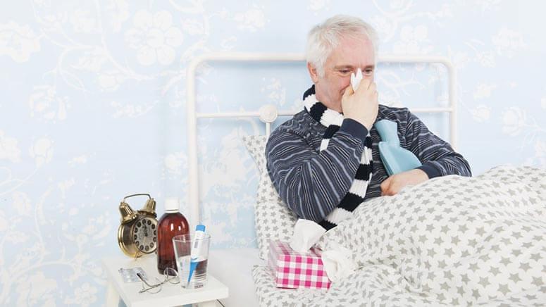 gripi ilikiomenoi