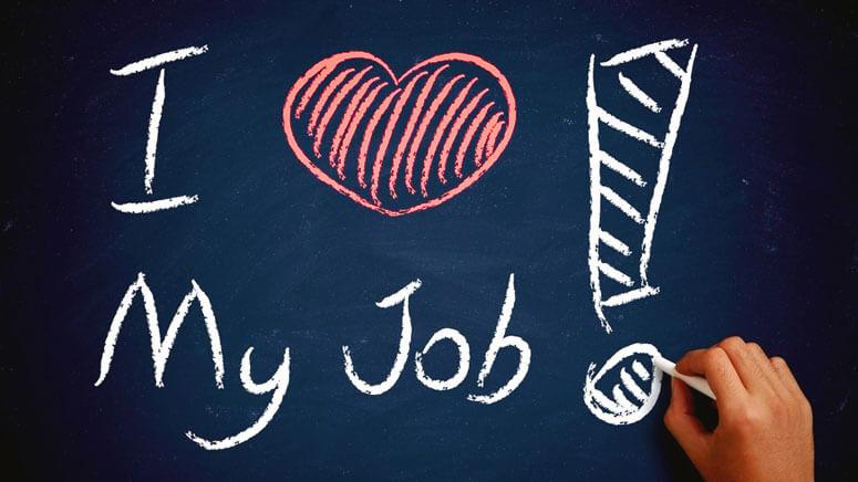 αγάπη για τη δουλειά