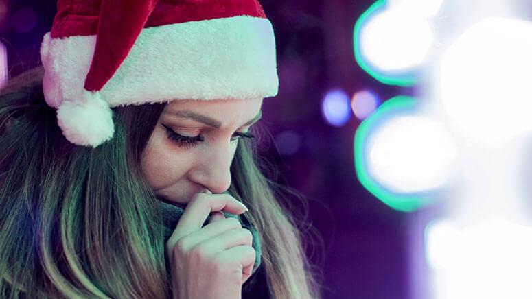 μελαγχολία-χριστουγέννων