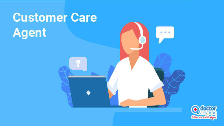 The biggest healthcare company in Greece, doctoranytime, is looking for a Customer care assistant.